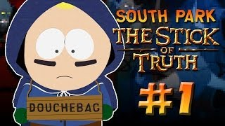 South Park: The Stick Of Truth - Douchebag The Thief!! - Part 1