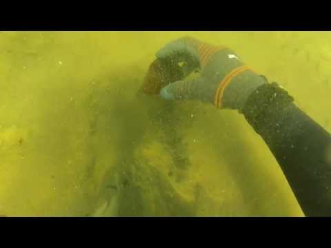 Metal Detecting Underwater-tips with a tank and snorkel