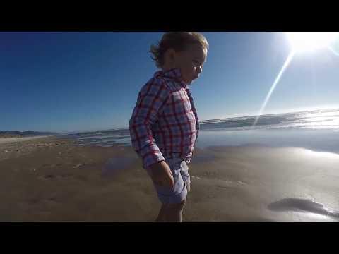 GoPro Manzanita OR Beach Vacation 2017