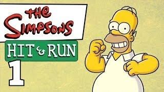 Симпсоны прохождение 1№