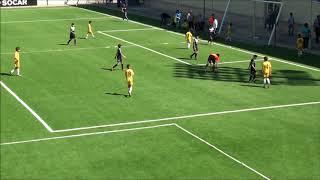 U12 Liqa, 2017/18, final: QarabaП 0-3 Vtn (Geni icmal)