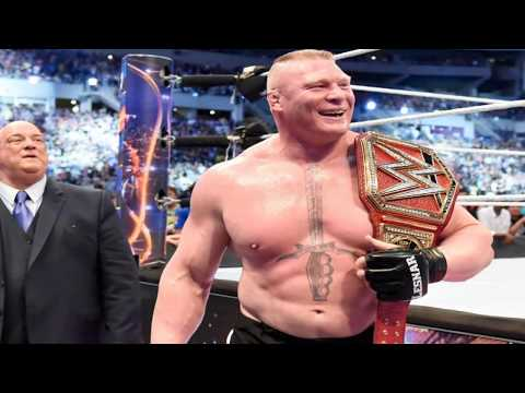 10 Of The Most DANGEROUS WRESTLERS In The Ring! - Brock Lesnar, Seth Rollins & More!