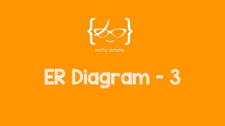 ER Diagram Example & Solution