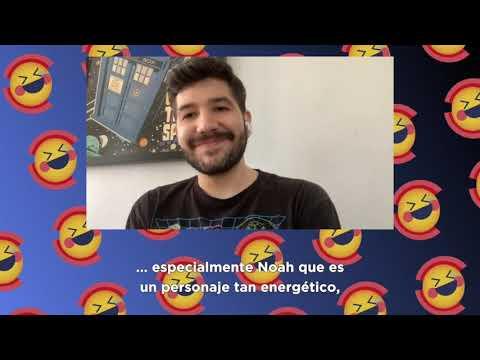 ¡Chit Chat con Jorge Blanco!