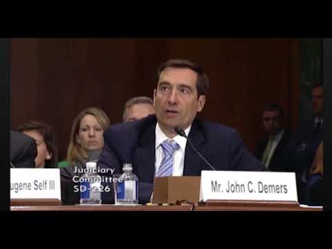 Whitehouse Remarks in Judiciary Hearing on District Judge Nominations