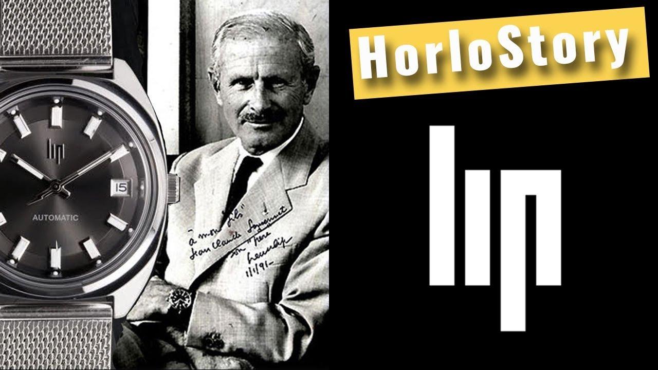 Download Montre LIP : Maison horlogère Française - HorloStory