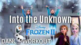 [Dance Workout] Into the Unknown - Frozen 2 OST   MYLEE Cardio Dance Workout, Dance Fitness