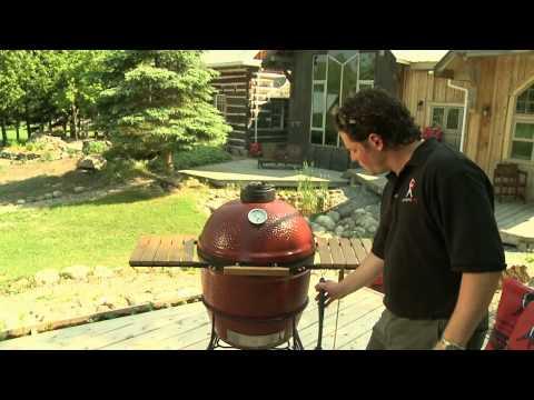 Care and Maintenance of Your Kamado Joe Grill