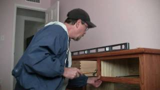 Finishing Chest Of Drawers Part 1