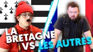 LA BRETAGNE VS LES AUTRES  - Feat. DANIIL LE RUSSE / NAD'RICH'HARD