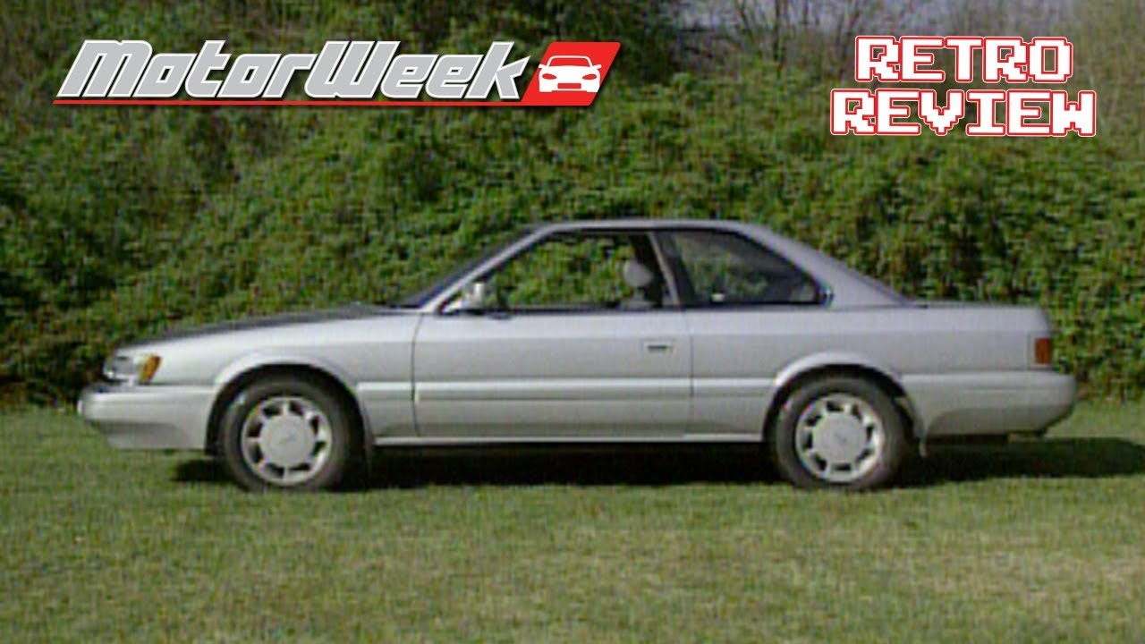 1990 Lexus Es250 Infiniti M30 Retro Review