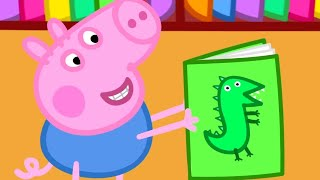 Peppa Pig Official Channel | Peppa Pig Learns to Read