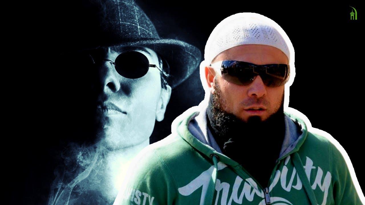 Former Italian Gang Leader Accepts Islam - Vince Focarelli