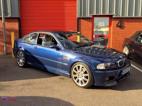 BMW E46 M3 Subframe Panel Crack 'Repair & Reinforcement Process'