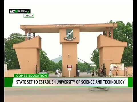Gombe State set to establish university of science and technology