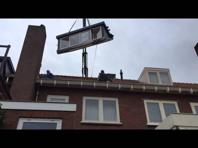 Hollandia dakkapellen