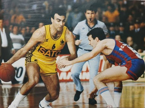 ARIS - BARCELONA 90-84 (1988-89)