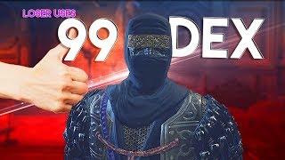 Dark Souls 3 PvP: 99 Dexterity Build! - The Best DEX Has To Offer In 3v3