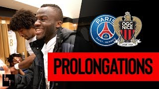 Paris 1-1 Nice : prolongations