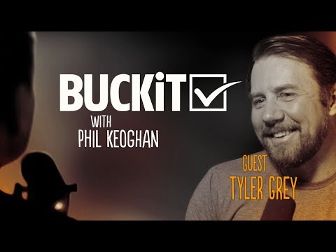 """BUCKiT #54-Tyler Grey: Former US Army Tier 1 Counter Terrorism Unit, Keeps It Real On """"Seal Team"""""""