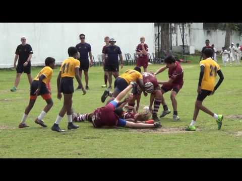 Sri Lanka  -  Doha Academy  vs  St. Peter's College