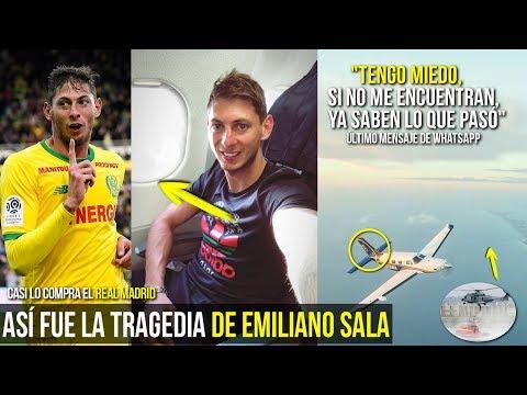 EMILIANO SALA   Así DESAPARECIÓ el Avión en el que viajaba, ¿CAUSAS? CONOCE SU HISTORIA 🛫 thumbnail