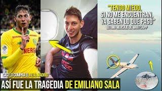 EMILIANO SALA | Así DESAPARECIÓ el Avión en el que viajaba, ¿CAUSAS? CONOCE SU HISTORIA 🛫