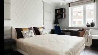 видео ПРОСТО дизайн маленькой спальни