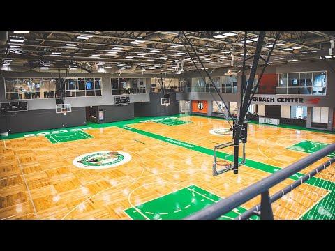 We Toured The BOSTON CELTICS' 70,000 SQUARE-FOOT Auerbach Center Facility   Royal Key   Coiski