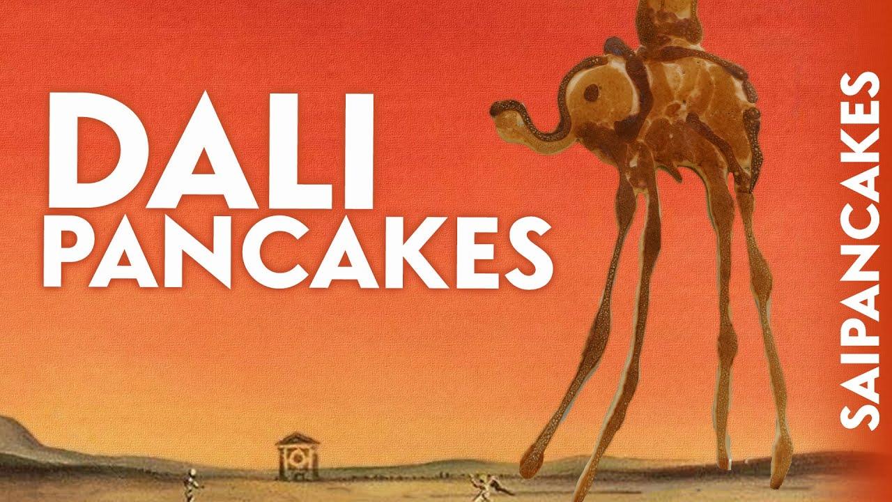 Dalí pancakes