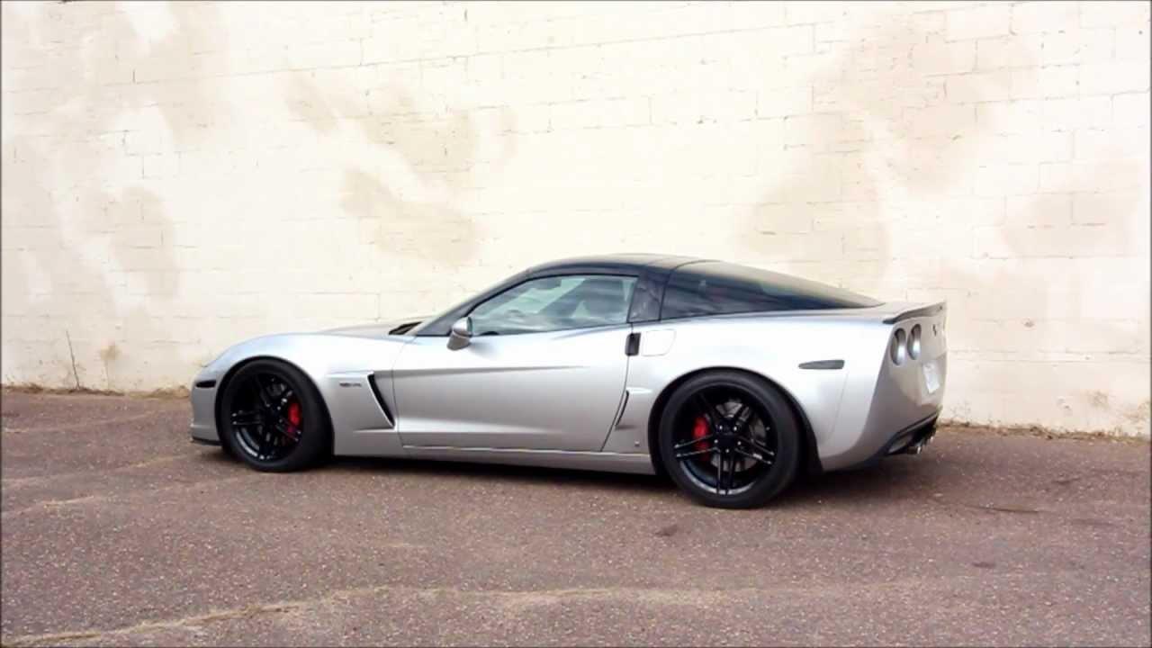 2006 Corvette Z06 650 Hp W Cam Exhaust Idle Rev Video