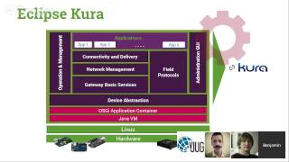 Building the Internet of Things with Java