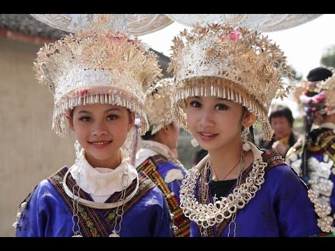 The Guzang Festival Of Miao People Youtube