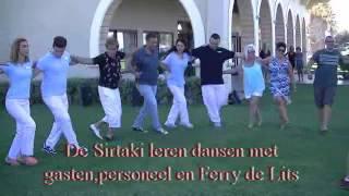 Dance,dance,dance met Jacques op Kreta_2016
