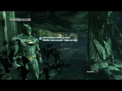 Batman Arkham City Gameplay Walkthrough - Parte 46 | Batman vs Riddler | 1080p Guia Gameplay Español Let's Play Walkthrough PC/Xbox360/PS3