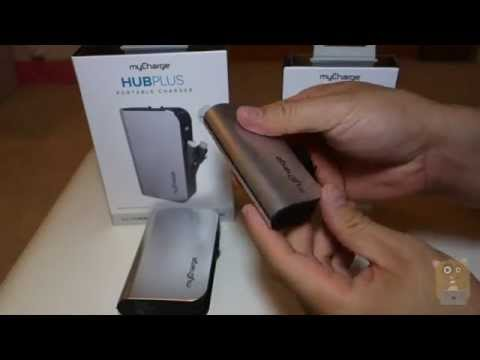 myCharge HUBMINI HUBPLUS Portable Charger Review