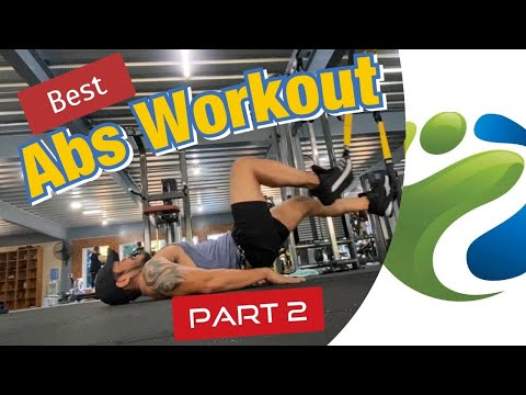 Part 2Effective Abs Workout for 2020| TRX Suspension Training| Best Core Workout for 2020