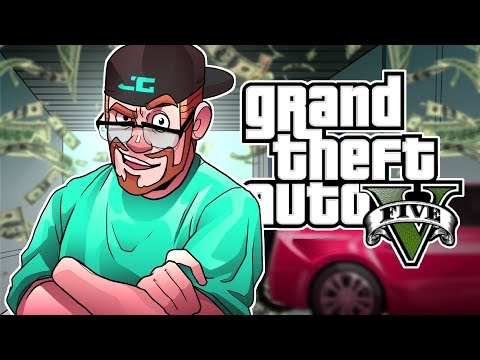 $1,000,000 Car Shop! (GTA 5 Roleplay)