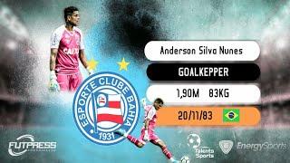 Seleção de melhores lances do goleiro anderson, em atuação pelo bahia na temporada 2021.edição: renato carvalhofutpress, 2021.