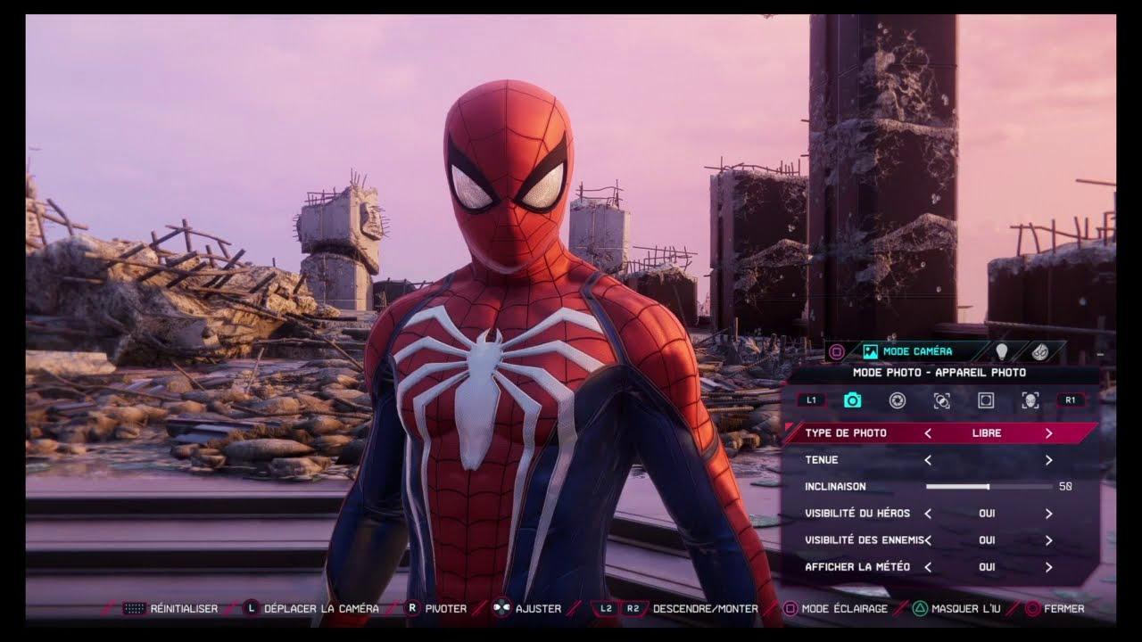 Download Spider-man miles morales: Glitch avoir la tenue de peter parker !