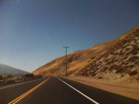 Driving the San Andreas - pt. 5: Lancaster Road / Gorman Post Road