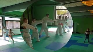 Karate tilbageblik