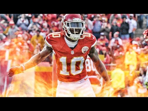 Tyreek Hill 2016 Rookie Highlights - The Flash