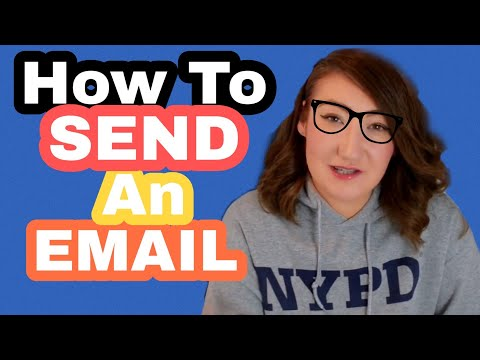 Email Tutorial | How To Send an Email For Beginners | Email How To