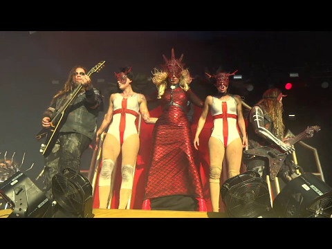 In This Moment - Blood Live in The Woodlands / Houston, Texas