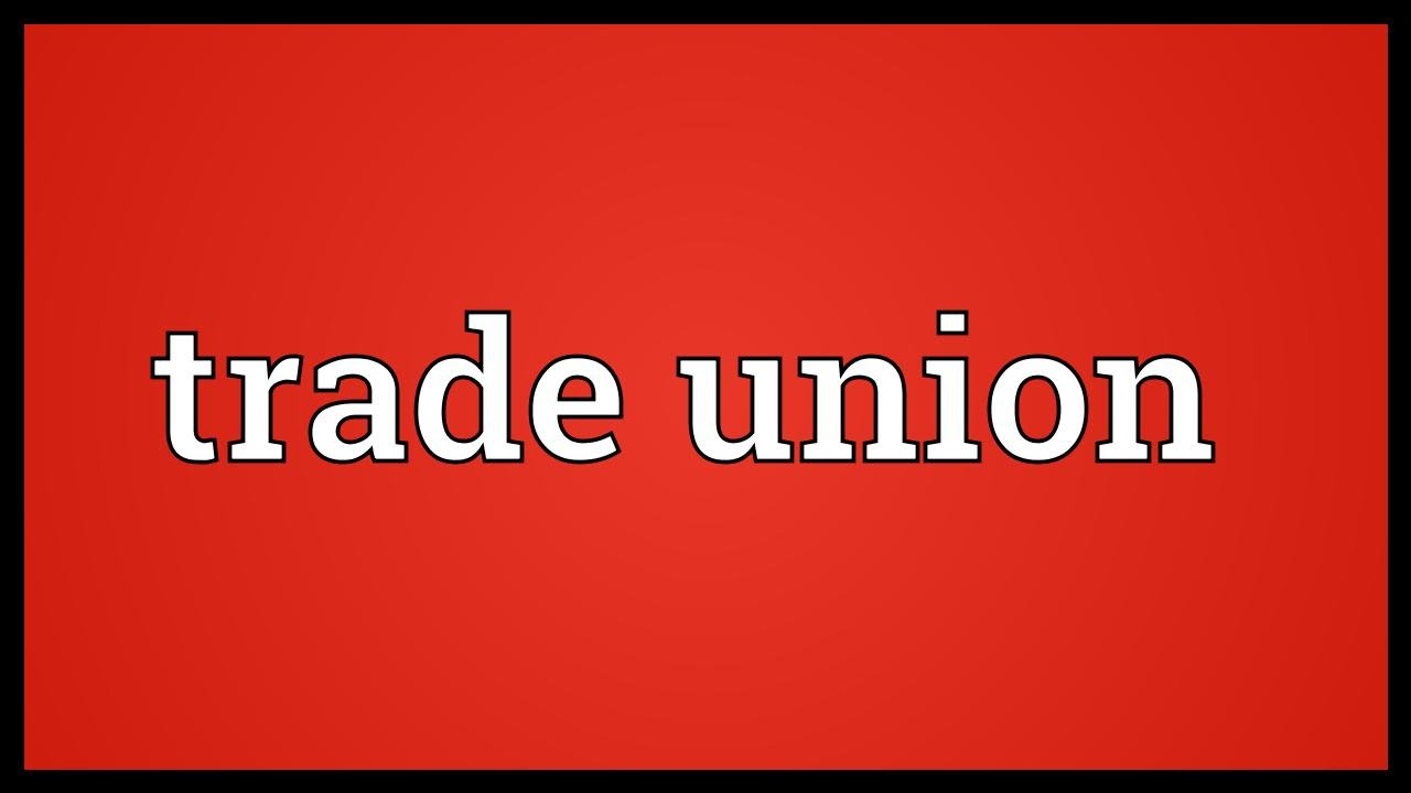 short essay on trade union