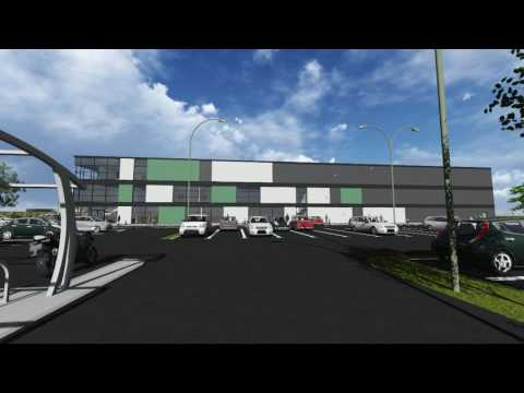 SENATE BUSINESS PARK - CGI