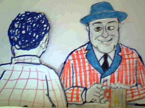 Joe The Bartender And Crazy Guggenheim Youtube