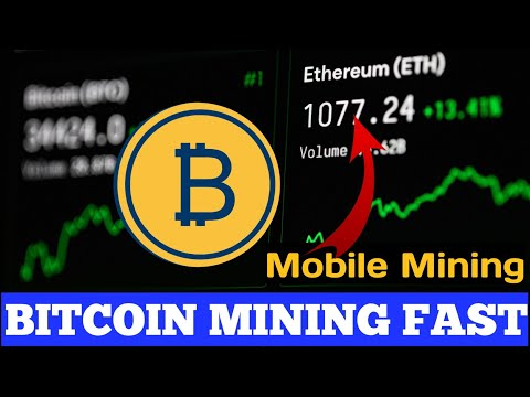 BTC MINING FROM MOBILE WITH CRYPTO TAB BROWSER 2021/BITCOIN MINING SOFTWER APP 2021 REVIEW
