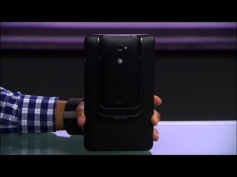 Asus PadFone X Mini se transforma de celular a tableta en segundos